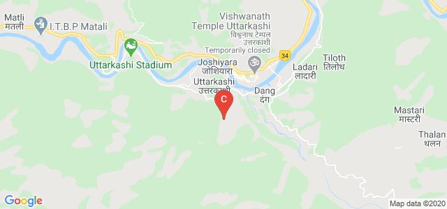 Government Polytechnic Uttarkashi, Kotiyal Gaon, Uttarakhand, India