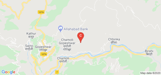 Government Polytechnic Gopeshwar, Chamoli Gopeshwar, Uttarakhand, India