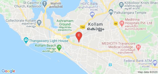 Sree Narayana College for Women, Karbala, Kollam, Kerala, India