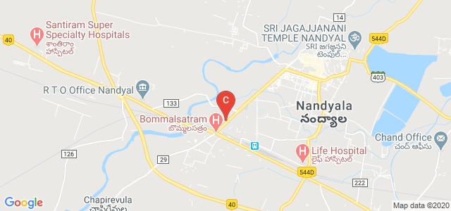 P.S.C & K.V.S.C Prabuthva Kalashala, Moolasagaram, Nandyala, Andhra Pradesh, India