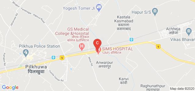 Saraswathi Institute of Medical Sciences, Hapur Road, Anwarpur, Uttar Pradesh, India