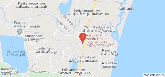 Aarupadai Veedu Hospital, Kirumampakkam, Puducherry, India