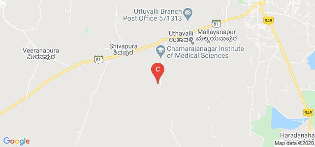 Chamarajanagar Institute of Medical Sciences (CIMS), Yadapura, Chamarajanagar, Karnataka, India