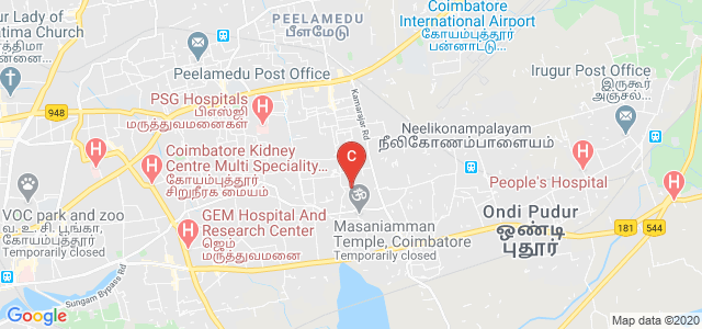 Govt. Medical College, Uppilipalayam, Coimbatore, Tamil Nadu, India