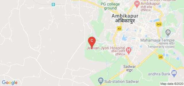 Government Medical College Ambikapur, Surguja, Chhattisgarh, India