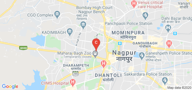 Rashtrasant Tukadoji Maharaj Nagpur University, Amravati Road, Ram Nagar, Nagpur, Maharashtra, India