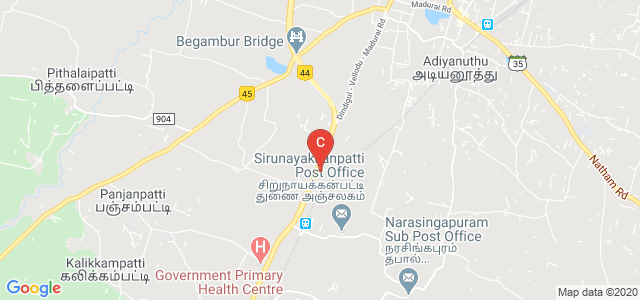 J.K. College of Architecture, Dindigul, Tamil Nadu, India