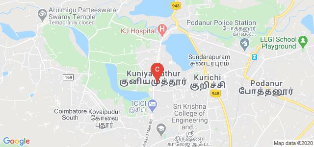 Nehru School of Architecture, Palakkad Main Road, Rathinapuri, Thirunavukarsu Nagar, Kuniamuthur, Coimbatore, Tamil Nadu, India