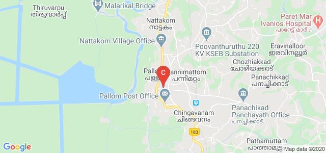 Bishop Speechly College For Advanced Studies, Pallom Road, Pallom, Kerala, India