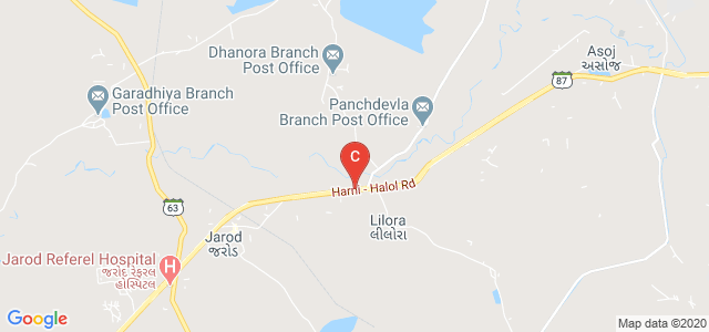 Vadodara-Halol Highway, Paldi, Gujarat 391510, India