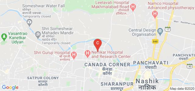 N.D.M.V.P Samajs College of Architecture, Gangapur Rd, D. K. Nagar, Nashik, Maharashtra, India