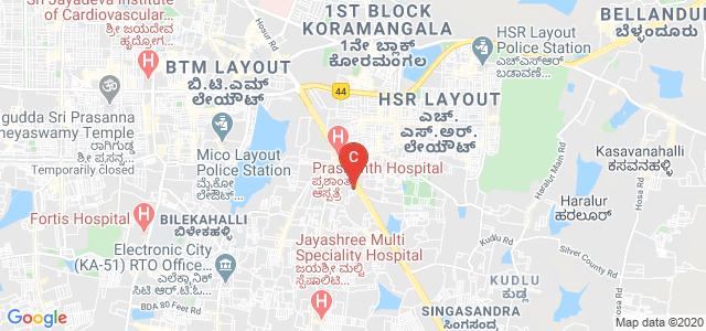 The Oxford school of architecture, Hosur Road, Hongasandra, Bengaluru, Karnataka, India
