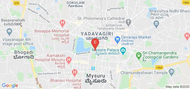 University Of Mysore, K.G Koppal, Chamrajpura, Mysore, Karnataka, India