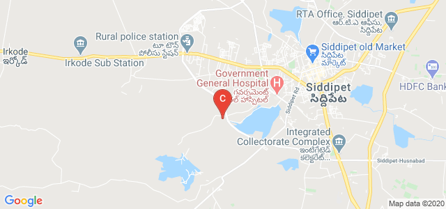 Government Medical College, Siddipet, Telangana, India