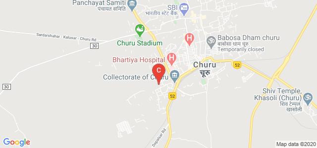 PDU Medical College, Churu, Rajasthan, India
