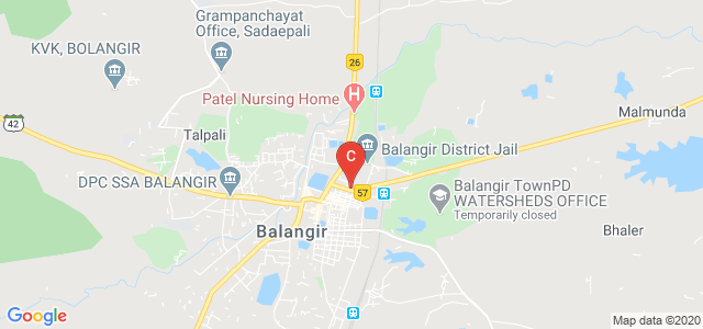 Govt Medical College & Hospital, Balangir, Balangir, Odisha, India