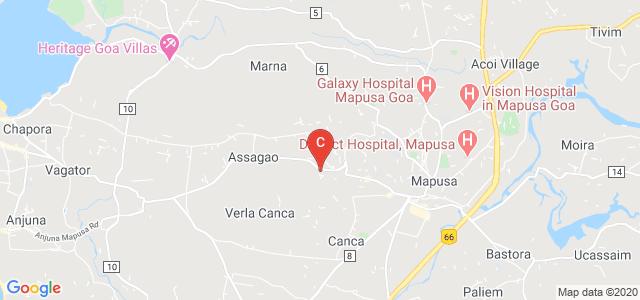 Agnel Institute of Technology and Design, Mapusa - Anjuna - Chapora Road, Bardez, Mapusa, Assagao, Goa, India