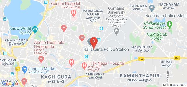 AMS School Of Informatics, Osmania University, Amberpet, Hyderabad, Telangana, India