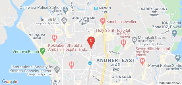 ITM Institute of Design and Media, Swami Vivekanand Marg, Kevni Pada, Andheri West, Mumbai, Maharashtra, India
