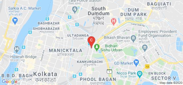 Bagmari Road, Kankurgachi, Kolkata, West Bengal, India