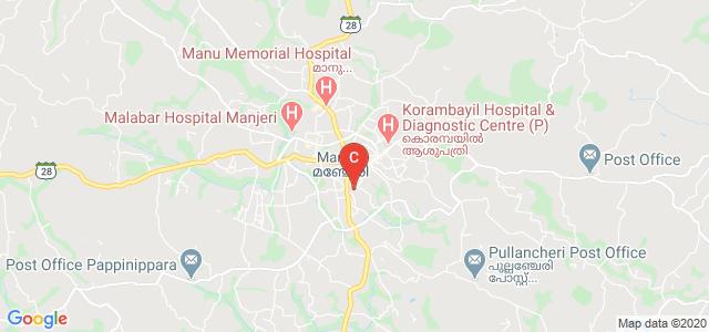 Government Medical College Manjeri, Vellarangal, Manjeri, Kerala, India