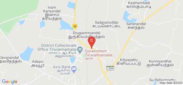Government Tiruvannamalai Medical College and Hospital, Tiruvannamalai, Tamil Nadu, India