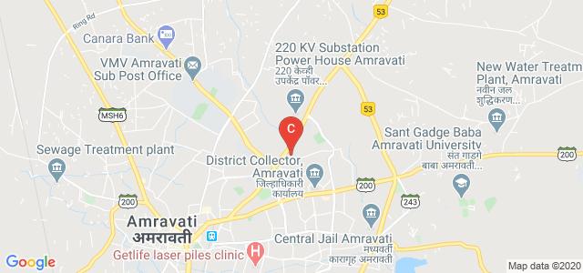Dr. Panjabrao Deshmukh Memorial Medical College, Amravati, Kanta Nagar, Amravati, Maharashtra, India