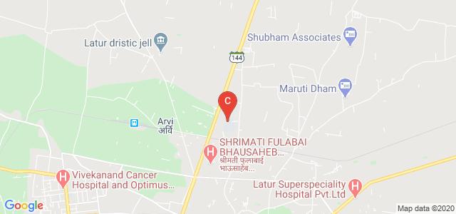 Maharashtra Institute of Dental Sciences & Research Dental College, Vishwanathpuram, Latur, Maharashtra, India