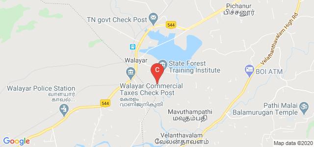 San International Info. School, Navakkarai, Mavuthampathy, Walayar, Coimbatore, Tamil Nadu, India