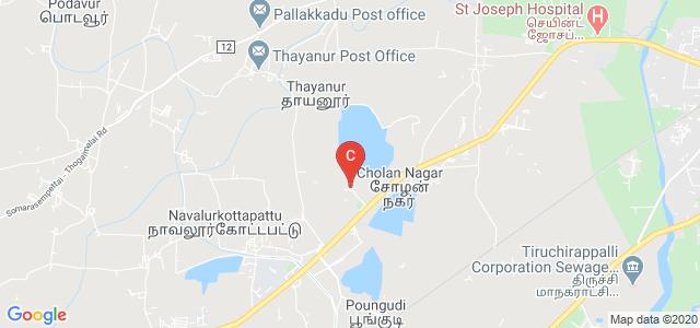 CARE School of Architecture, Tiruchirappalli, Tamil Nadu, India
