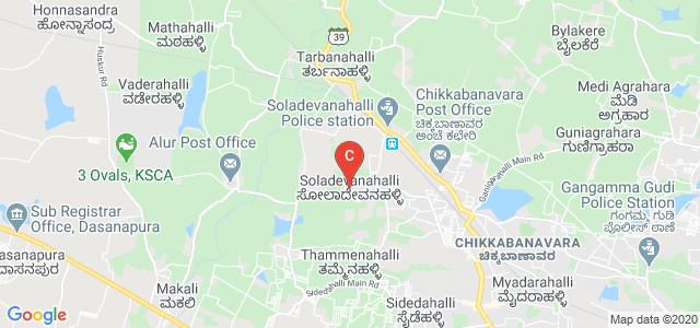 Acharya's NRV School of Architecture, Thammenahalli Village, Bangalore, Karnataka, India