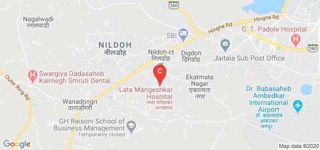 NKP Salve Institute of Medical Sciences, Police Nagar CRPF Road, Digdoh Hills, Police Nagar, Nagpur, Maharashtra, India