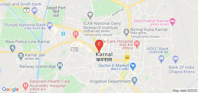 Karnal - Kaithal Rd, Chaura Bazar New, Karnal, Haryana, India