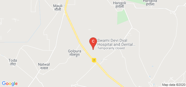 Swami devi Dyal Institute of Computer Science, Panchkula, Haryana, India