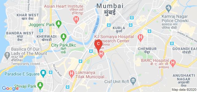 Institute for Design Of Electrical Measuring Instruments, Samarth Nagar, Chunabhatti, Sion, Mumbai, Maharashtra, India