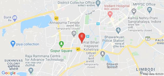 Govt. Ashtang Ayurved College, Keshar Bagh Road, Lokmanya Nagar, Indore, Madhya Pradesh, India