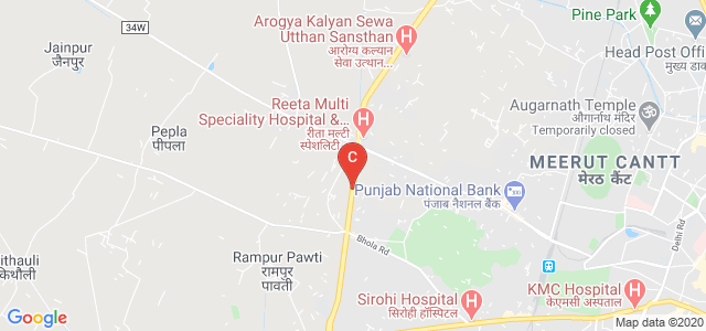 Meerut Bypass Road, Meerut, Uttar Pradesh 250005, India
