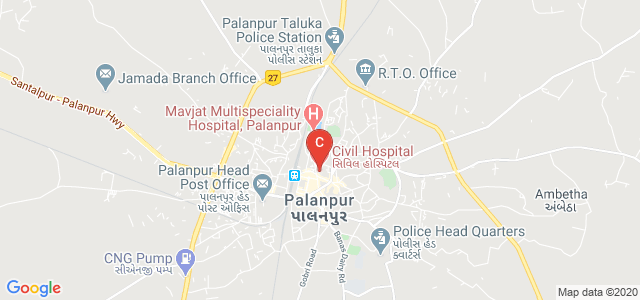 Banas Medical College & Reseach Institute, Bank Colony, Palanpur, Gujarat, India