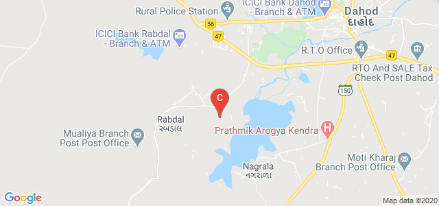 Zydus Medical college, Dahod, Rabdal, Gujarat, India