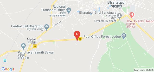 Government Medical College, Bharatpur, Bharatpur, Rajasthan, India