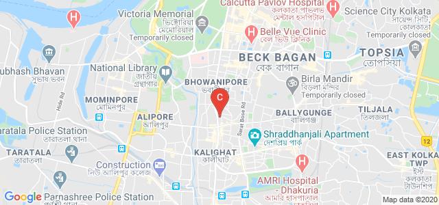 Chittaranjan Seva Sadan And Sishu Sadan Hospital, Shyama Prasad Mukherjee Road, Bakul Bagan, Kalighat, Kolkata, West Bengal, India