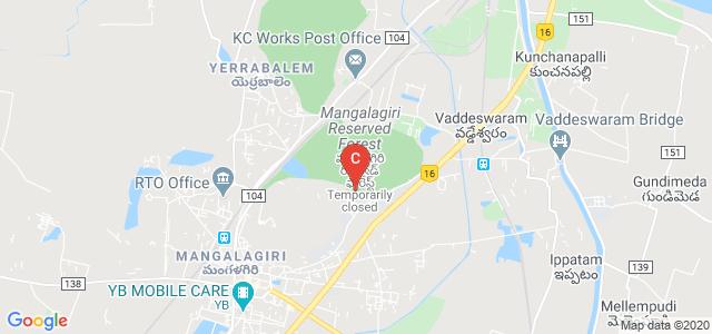 All India Institute of Medical Sciences, Mangalagiri, Andhra Pradesh, India