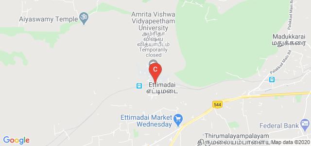 Amrita Vishwa Vidyapeetham Main Road, Ettimadai, Ettimadai R.F., Tamil Nadu, India