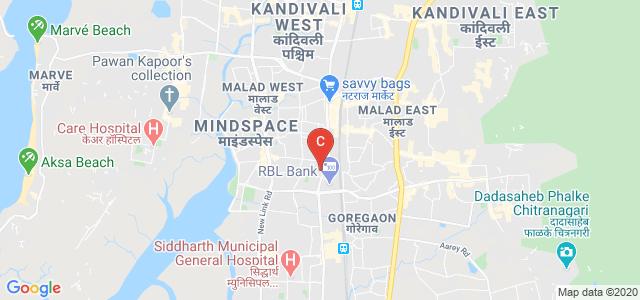Deviprasad Goenka Management College Of Media Studies, Swami Vivekananda Road, Mandlik Nagar, Sunder Nagar, Malad West, Mumbai, Maharashtra, India