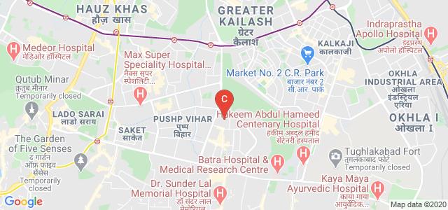 Madhubala Institute of Communication and Electronic Media, Madangir Village, Madangir, New Delhi, Delhi, India