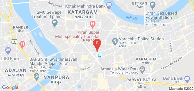 Shri O.H. Nazar Ayurved College, Lal Darwaja Station Road, Near Railway Station, Railway Station Area, Varachha, Surat, Gujarat, India