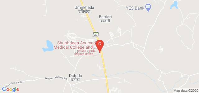 Shubhdeep Ayurved Medical College and Hospital, Khandwa Road, Gokanya, Madhya Pradesh, India