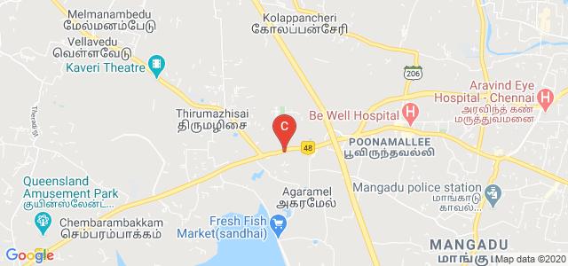 Sri Jayendra Saraswathi Ayurveda College and hospital, Chennai - Bengaluru Highway, Nazarathpettai, Tamil Nadu, India
