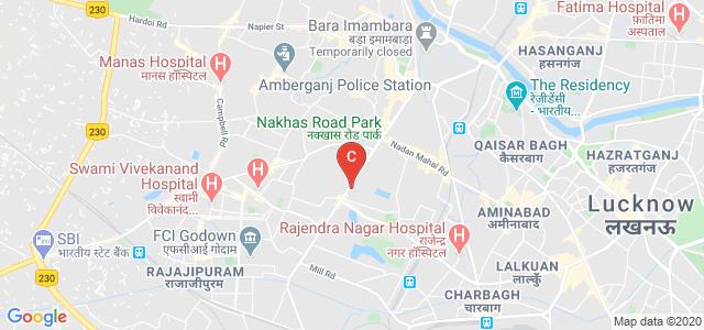 State Ayurvedic College & Hospital, Tulsidas Marg, Old Haider Ganj, Khala Bazar, Old Labour Colony, Lucknow, Uttar Pradesh, India
