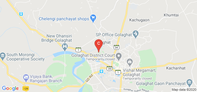 Don Bosco College Golaghat, Don Bosco College Road, Golaghat, Assam, India